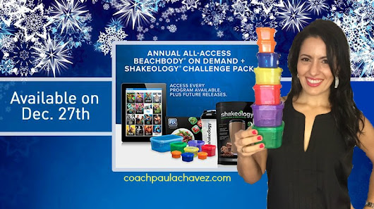 ALL ACCESS CHALLENGE PACK - Beachbody on Demand