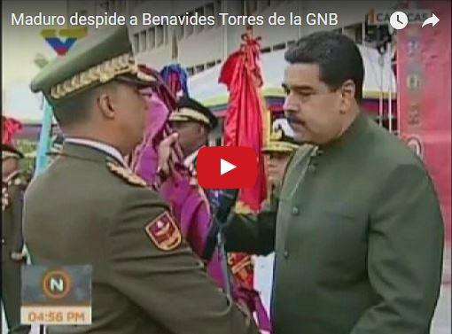 Maduro siente atracción sexual por Benavides Torres?