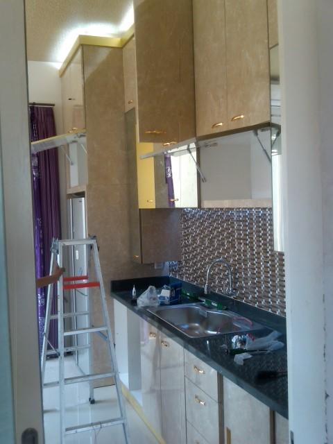 jual kitchen set surabaya sidoarjo