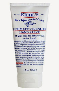 Ultimate Strength hand salve kiehl's