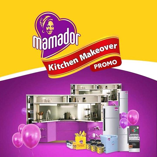 Win A Kitchen Makeover: Mamador's National Consumer Promotion Is Back