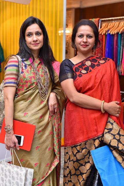 Seema Chandra & Priya Paul
