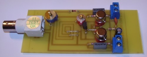 Mc2833 Fm Transmitter Circuit Design Electronic Project