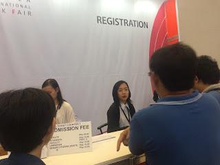 Manila International Book Fair MIBF 2017 Registration