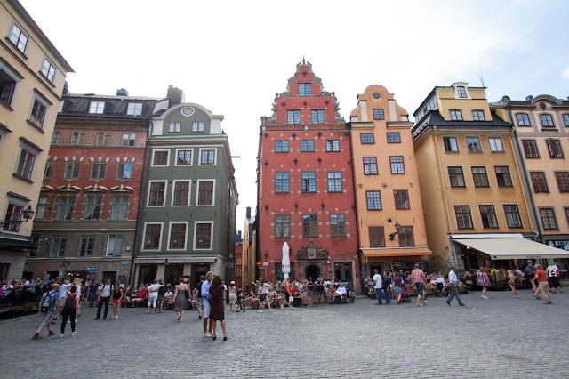 Stortorget-Gamla stan-Stoccolma