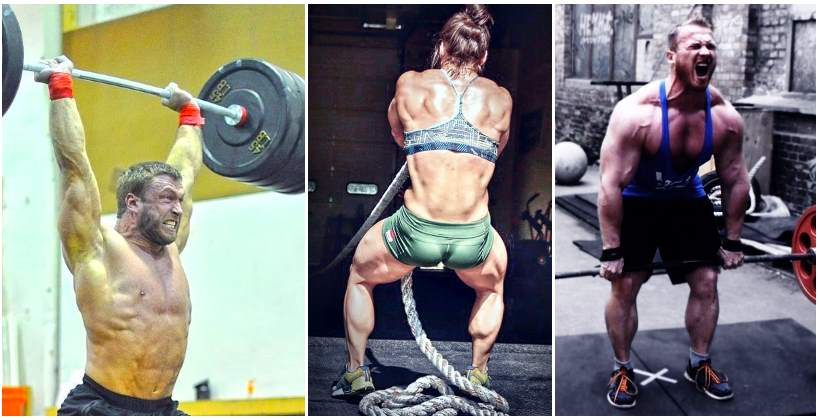 The Most Basic Exercises For Building Brute Strength