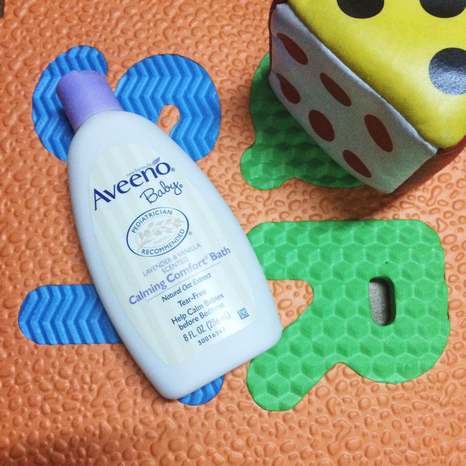 Aveeno Baby Calming Comfort Bath Review Mommy Lady Blogs Cetaphil Special Package Mom And I Used Several Products For My Son Which Enumerated In Post Essentials Decided To Stick With