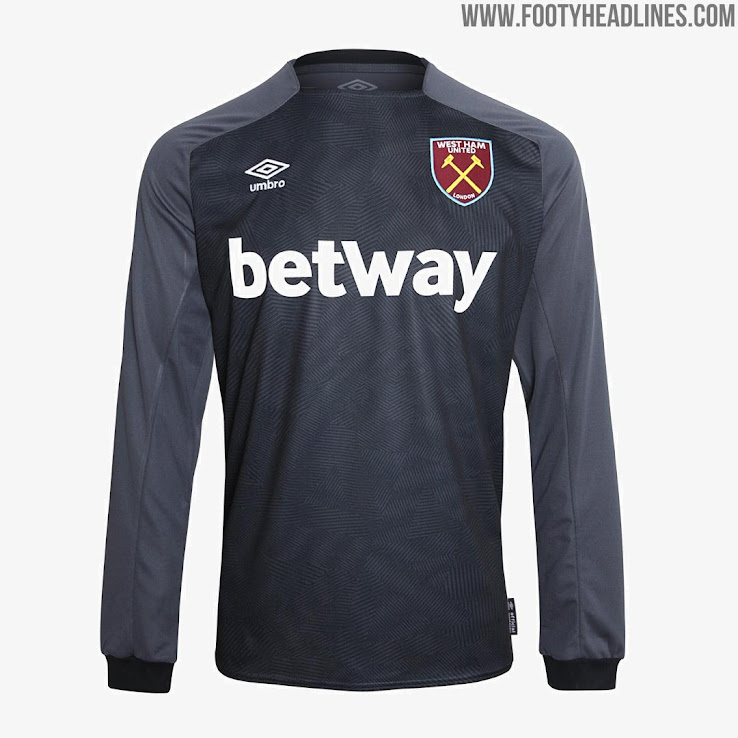 b2d353f72eb West Ham 18-19 Home & Away Kits Released - Footy Headlines