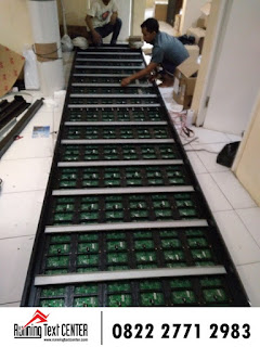 running text led, running text led semarang, running text led masjid, bikin running text led, beli running text led,