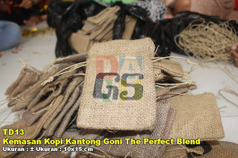 Kemasan Kopi Kantong Goni The Perfect Blend