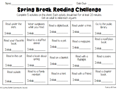 https://www.teacherspayteachers.com/Product/Spring-break-reading-challenge-freebie-1753720