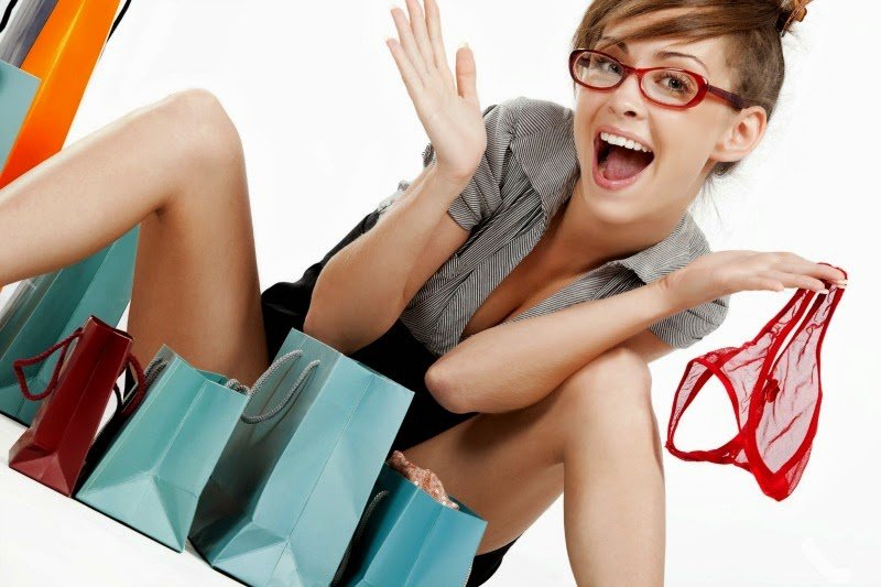 Como você compra lingerie?