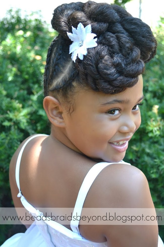 Excellent 1000 Images About Natural Hair Abd Braids On Pinterest Flower Hairstyles For Women Draintrainus