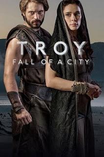 Troia: A Queda de Uma Cidade 1ª Temporada Completa Torrent (2018) Dublado WEBRip 720p – Download