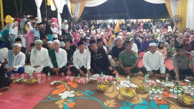 LSM GEMPUR Adakan Isra Mi'raj Dan Pelantikan LSM GEMPUR Bogor Raya & Santunan Yatim dan Dhuafa