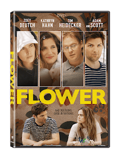 DVD Review - Flower