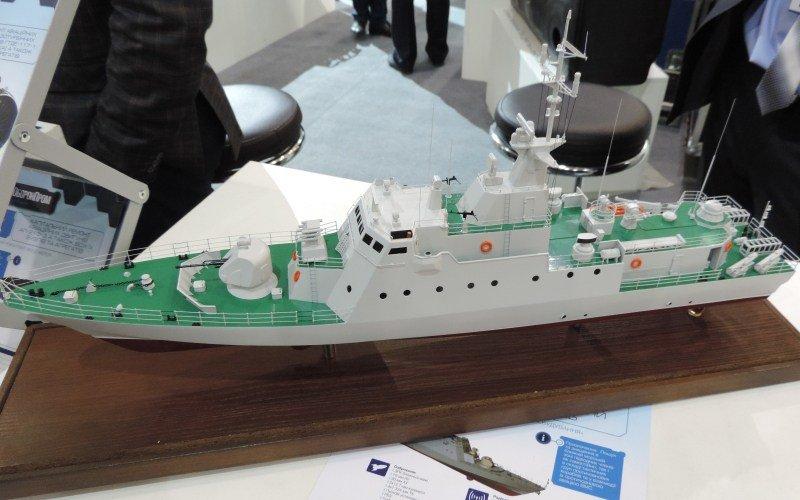 Миколаївський ДПЦК розробляє проекти бойових кораблів для В'єтнаму, Кахахстану та Узбекистану