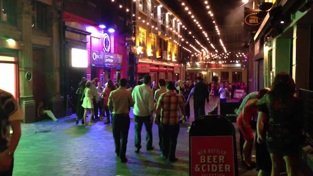 Matthew Street Nightlife