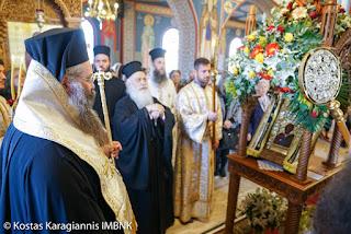 Ολοκληρώθηκε το Προσκύνημα της Παναγίας Σουμελά στην Κατερίνη