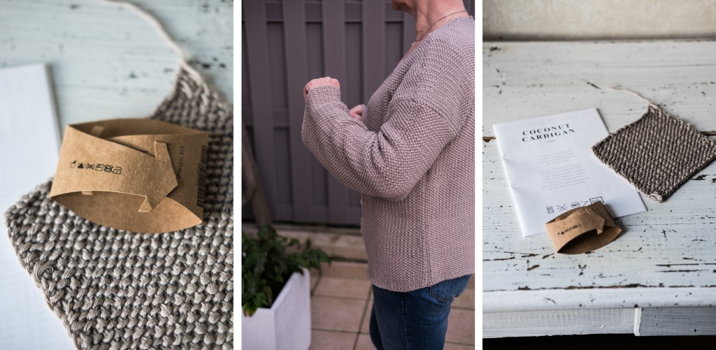 DIY | Cardigan stricken und GRATIS-Anleitung by fim.works Lifestyle Blog