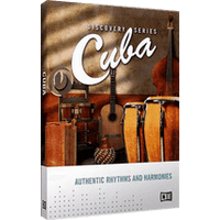 Download Native Instruments - Discovery Series Cuba KONTAKT Library