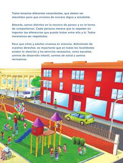 poyo Primaria Formación Cívica y Ética 1er grado Bloque 3 Lección 1 Necesidades a diferentes edades