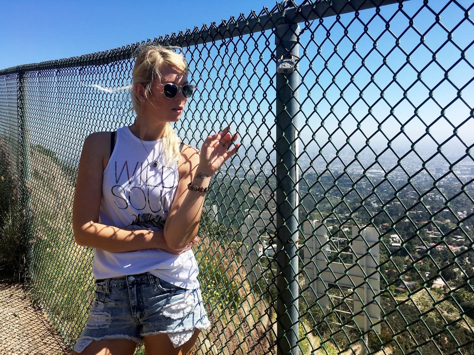 hollywood hike, hollywood sign, hiking, los angeles, los angeles view, DTLA, hikes in los angeles