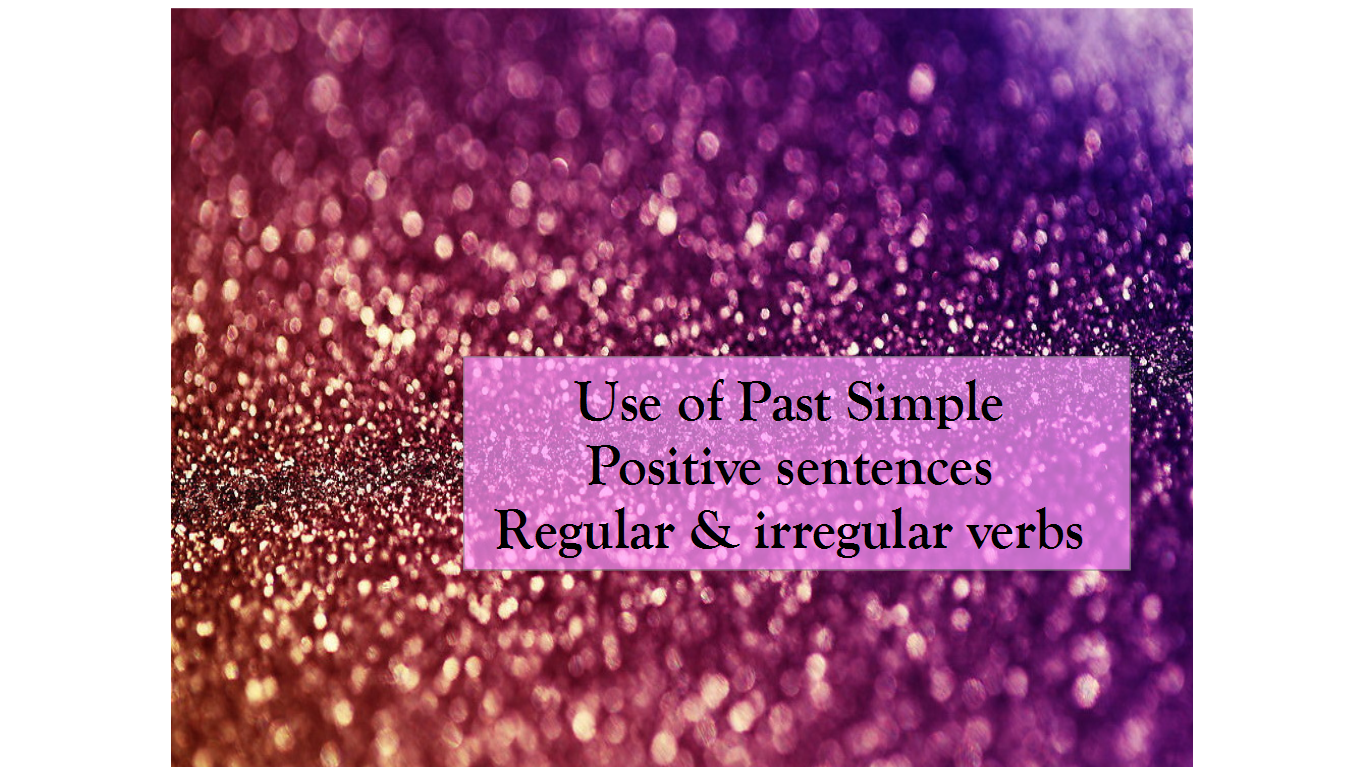 use some in positive sentences we A sentence is a group of words that are put together to mean  so we do not know anything about what the happy dog  here are some sentences written in basic.