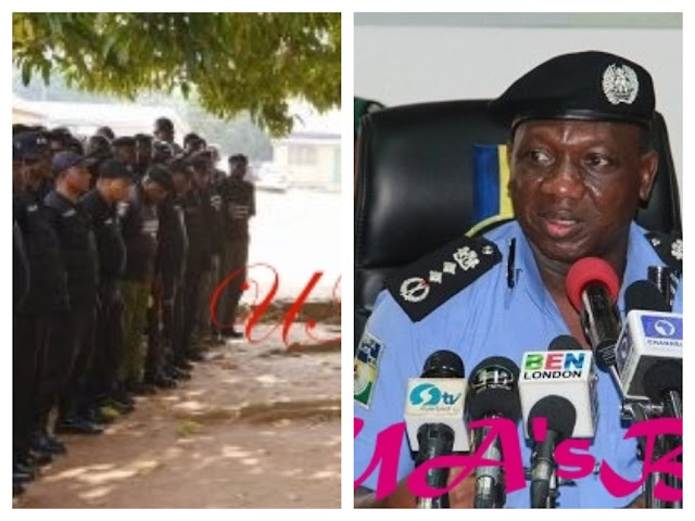 SARS is doing a very wonderful job - IGP declares; says social media is a tool available to 'criminally minded' individuals