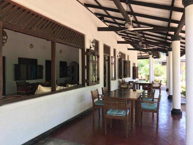 Surf and Yoga Retreat Villa Living Room