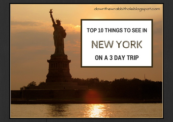 Statue of Liberty Top 10 New York