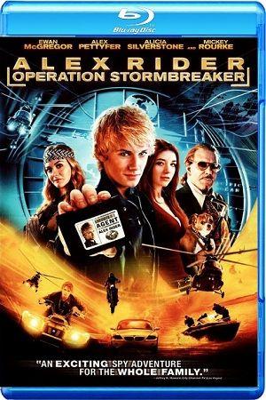 Alex Rider Operation Stormbreaker BluRay 720p