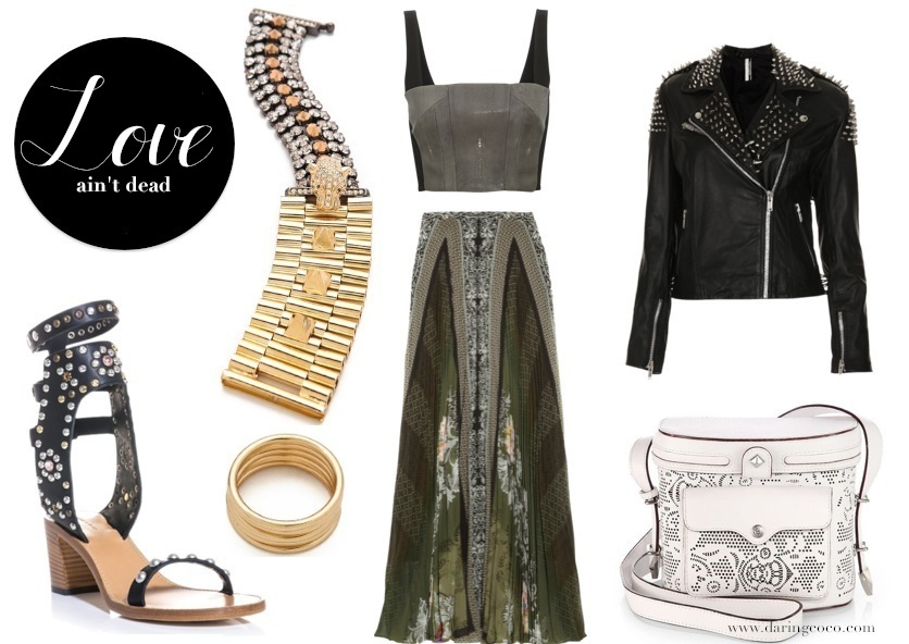 love ain't dead outfit
