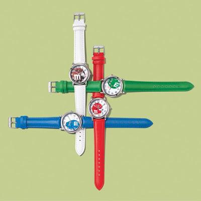 Shop M&M® Watch>>>