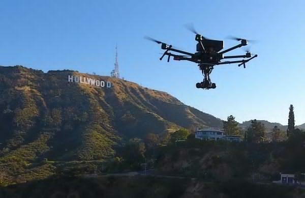 drone dji matrice 600 pro  | 750 x 500