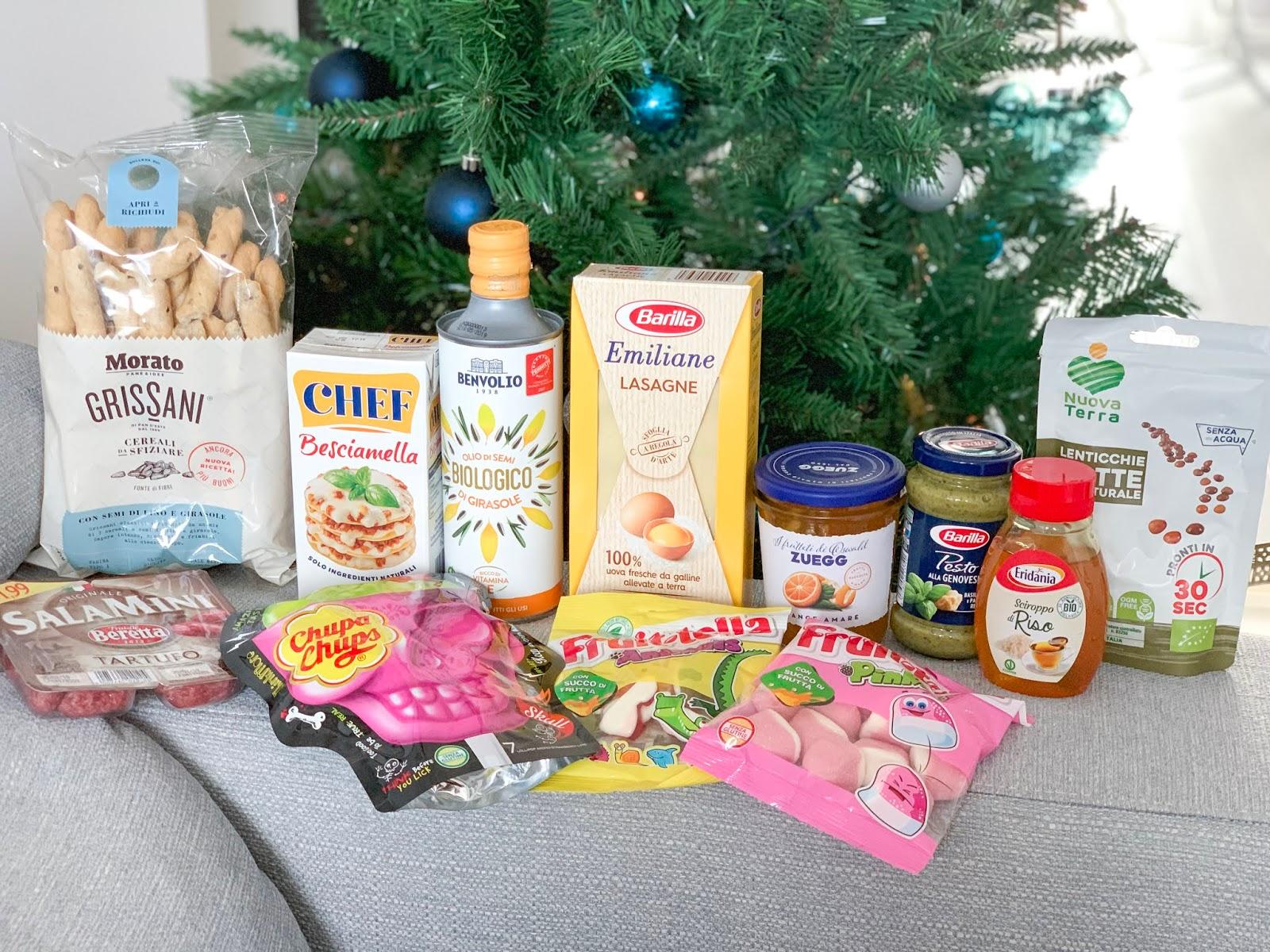 Degustabox di Dicembre: scopri tutti i prodotti