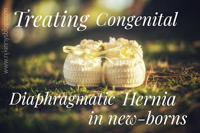 Treating Congenital Diaphragmatic Hernia in new-borns- NWoBS blog