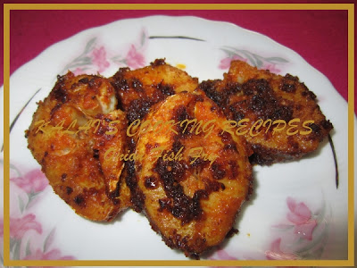 Onion Fish Fry