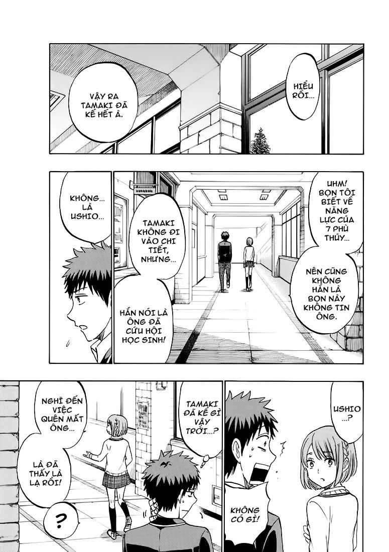 Yamada-kun to 7-nin no majo chap 195 page 8 - IZTruyenTranh.com