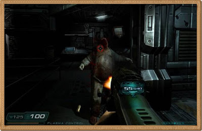 Doom 3 Gameplay PC