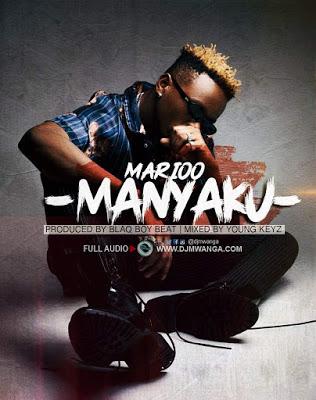 AUDIO | Marioo - Manyaku | Download Now