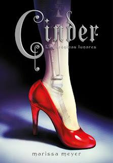 [Reseña] Cinder // Marissa Meyer