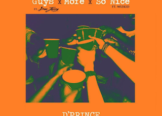 [Music] D'PRINCE FT. WIZKID – SO NICE