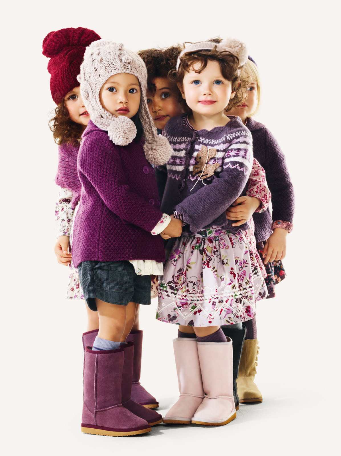 Kids Outfits Clothes Fashion: NEVER ON WEDNESDAY COMMUNICATION: Benetton Kids