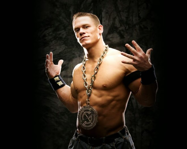 Updated John Cena 1080 HD Wallpaper