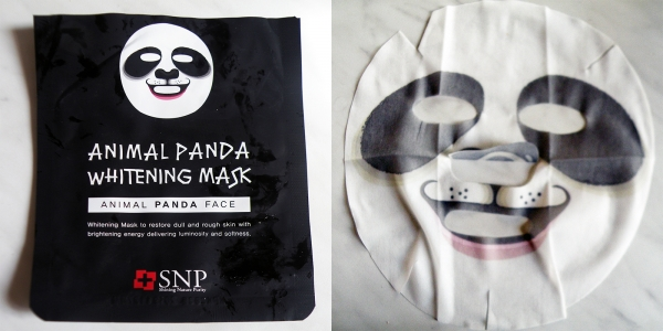 Animal Panda Whitening Mask