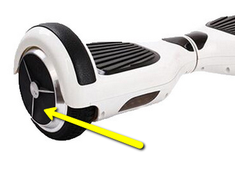 Benz Style Hoverboards