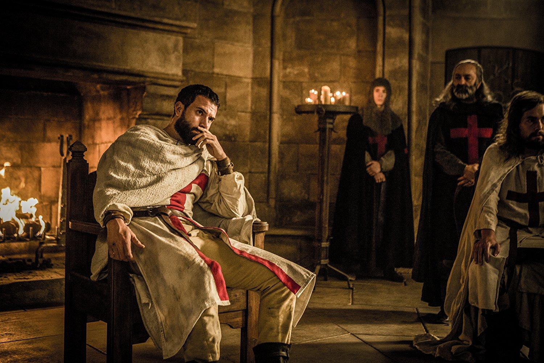 Knightfall, serial, History, recenzja