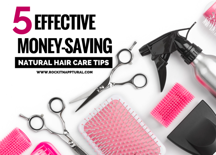 how to save money on hair care