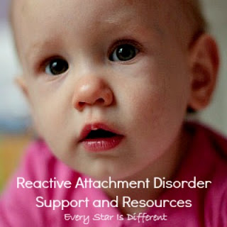 Reactive Attachment Disorder support and resources for families